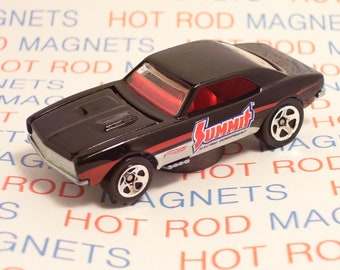 1967 Chevrolet Chevy Camaro : Hot Rod, Man Cave, Refrigerator, Tool Box, Magnet