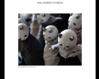 Doll Making Tutorial Download