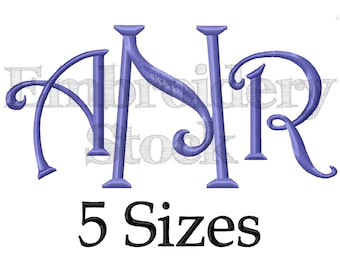 Harrington Embroidery Font For Embroidery Monogram Font Machine Embroidery Fonts Design Embroidery