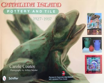 Catalina Island Pottery & Tile Book