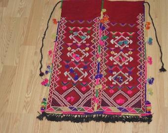 """blackgoats nomads apron        size = 24"""" X 36"""" (60 cm X 90 cm)"""
