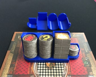 Mansions of Madness 2nd Edition: Token Tray and Cover