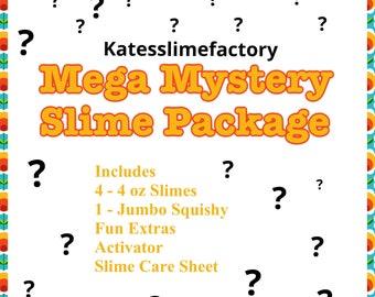 Mega Mystery Slime Package