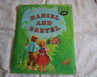 book and record set hansel and gretel