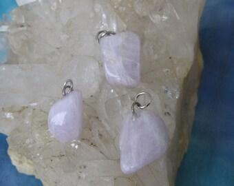 Kunzite Pendant, Pink Kunzite Pendant, Kunzite, Rough Kunzite Pendant, Natural Kunzite Pendant, Pink Kunzite Natural Pendant
