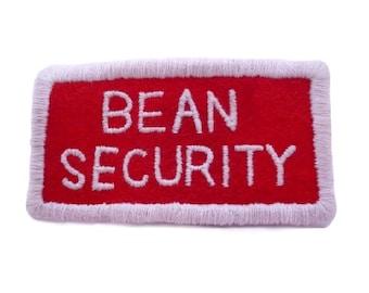 Wes Anderson Patch Fantastic Mr Fox Bean Security Patch - Rat Costume Applique