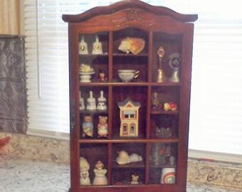 Curio Cabinet Wall Curio Cabinet Display Cabinet Display Case