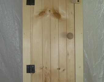 Unfinished Medicine Cabinet