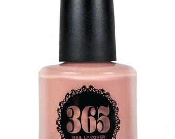 Pinky Peach Creme Nail Polish - Athanasia