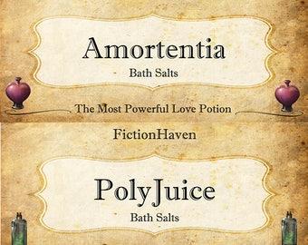 Harry Potter Potions Bath Salts