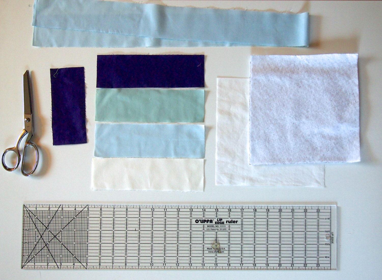 Kitchen Potholder Pattern   PDF Pattern and Tutorial   DIY Home ...