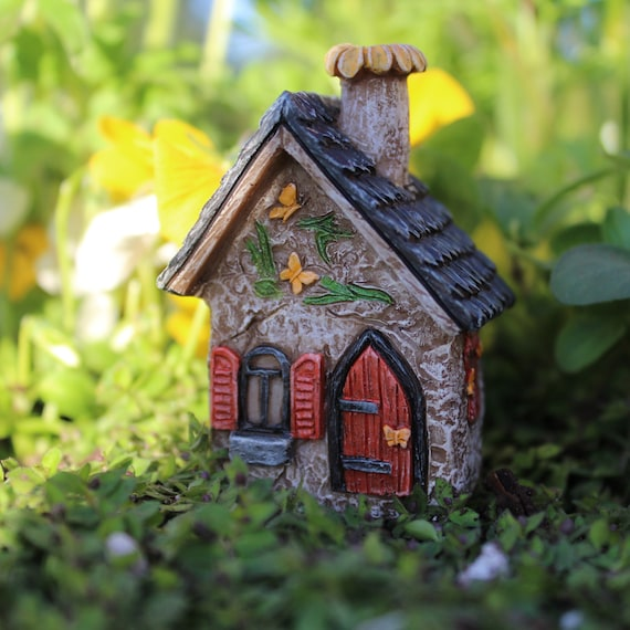 "Itty Bitty 2.25"" Tall Butterfly House"