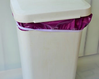 "Diaper pail liner 28"" x 28"" for cloth diapers"