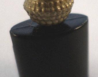 American Girl Ag Mini'S Illuma Room Black And Gold Perfume Bottle