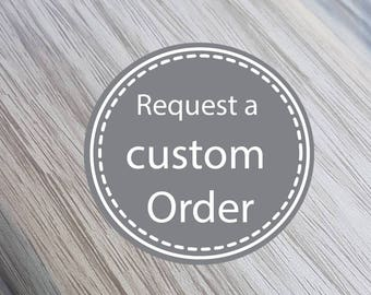 PET ID TAG - Simple Special Requests - Custom Orders