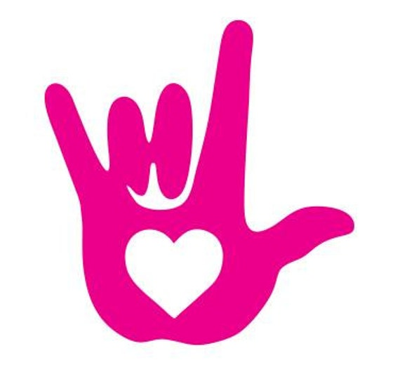 sign language for heart