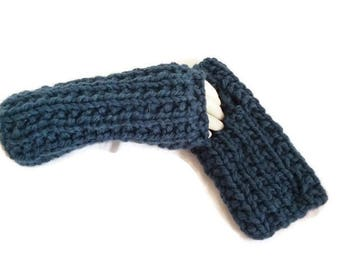 Knit Fingerless Armwarmers, Knit Armwarmers, Fingerless Gloves, Fingerless Mittens