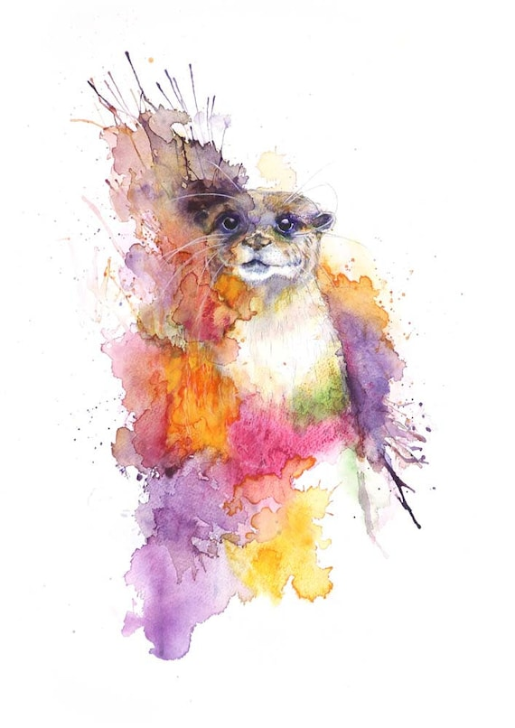 Original Water Colour Pet Paintings