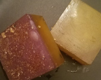 Lemon Sugar Square