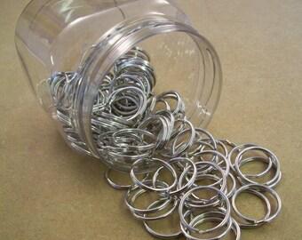 split rings / key rings BULK bag of 50