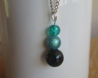 Ocean blues pendant