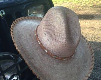 Unique custom Western hat