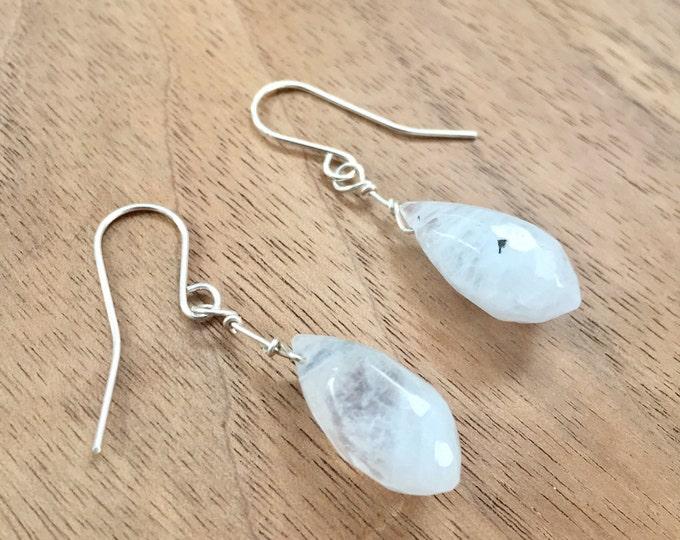 Solar Quartz Earrings