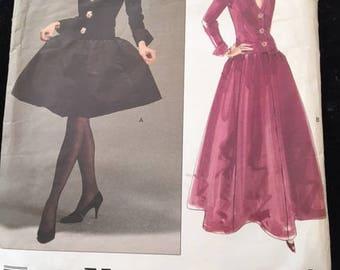Vintage Vogue sewing pattern- ladies
