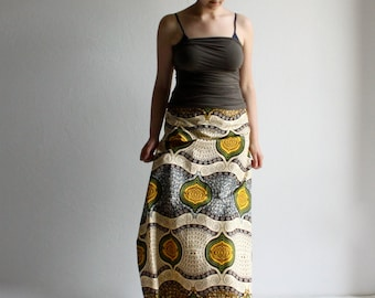 Long skirt, Ethnic skirt, African skirt, Cotton skirt, Maxi skirt, Ankara skirt, Women clothing, summer skirt, pencil skirt, boho skirt