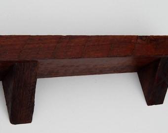 Barnwood Wall Shelf - 18 inches