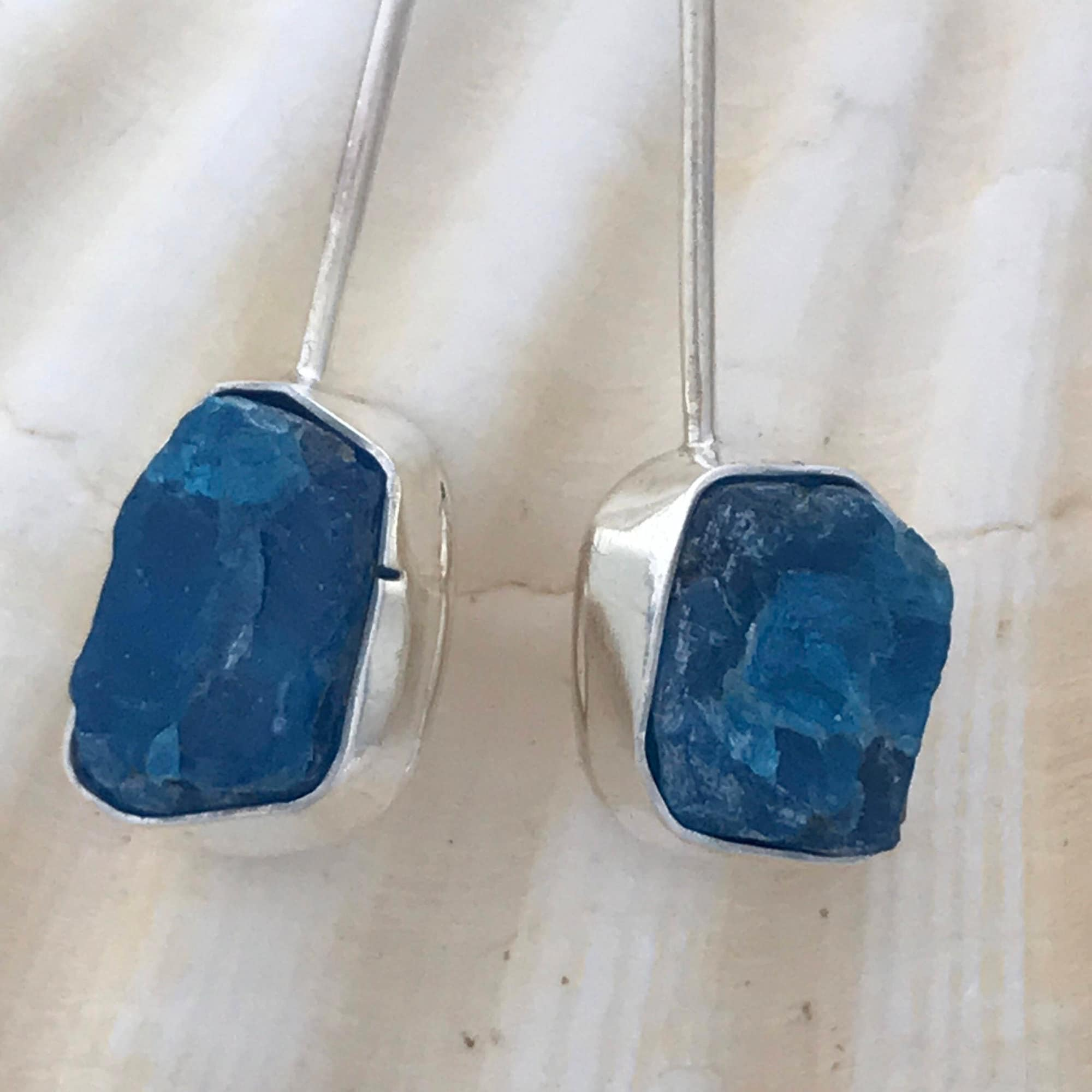 summerhouse products blue earrings apatite img