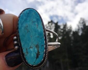 Nevada Turquoise Cuff