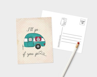 Travel Postcards, Travel Addict, Wanderlust, Id Go Anywhere With You, Go Anywhere With You, Camping Postcard, For Camping Lovers