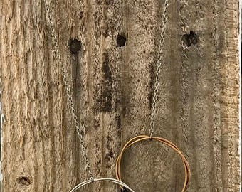 Guitar String Necklace -Romans Collection-