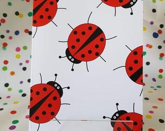 Ladybird A5 Notebook