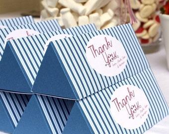 Pyramid Treat Box or Placecard