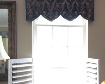 "Tin Ceiling tile Vintage Window cornice valance 33-48"" >>LOCAL PICKUP ONLY<< customer must pick up from Celeveland, Tx"