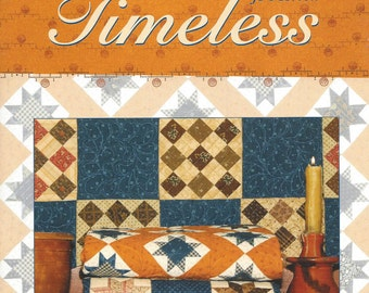 Jo Morton Quilts - Timeless - Quilt Book