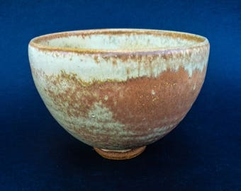 Tea bowl. Hand made, high temperature woodfired ceramic