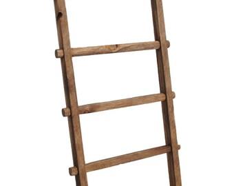 best Blanket Ladder,Ladder,Towel ladder,Bathroom Towel,Rustic Nursery,Bathroom Decor,Home decor,Quilt ladder,Rustic Ladder,Rustic,Blanket