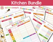 Kitchen Printable Bundle ...
