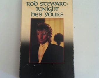 Rod Stewart: Tonight He's Yours (VHS)