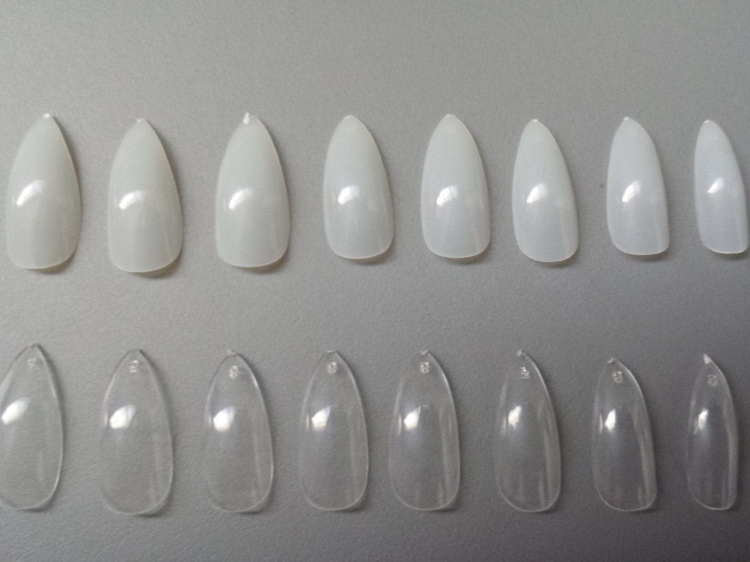 24 stiletto nails press on nails glue on nails pointy zoom solutioingenieria Image collections