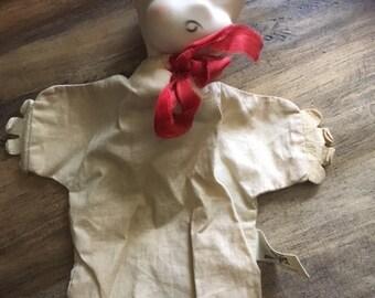 Casper The Friendly Ghost Vintage Gund Puppet