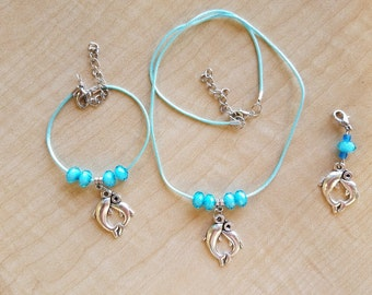10 Pieces - Dolphin Family Party Favors