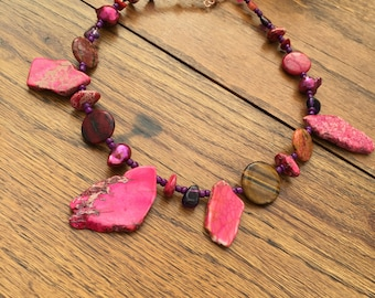 Purple Gypsy Jasper