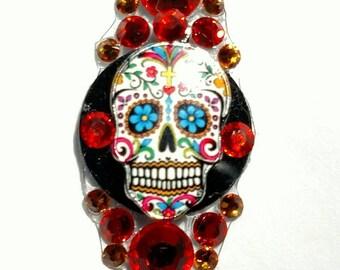 Sugar Skull Bindi