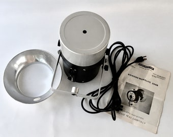 Vintage Bogen/Bowens 200B vintage monolight Strobe Studio Flash 1980s photography