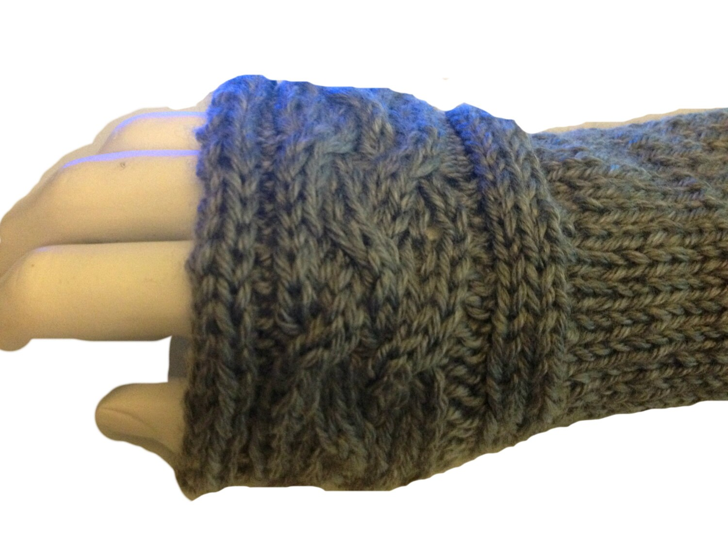 Claire\'s Inspired PDF Pattern Claire\'s Arm Warmers Fingerless Gloves ...