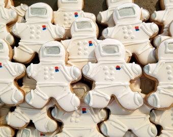 Astronaut cookies (12)